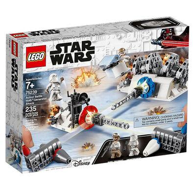 LEGO樂高星球大戰系列 LEGO Star Wars Action Battle Hoth Generator Attack 75239