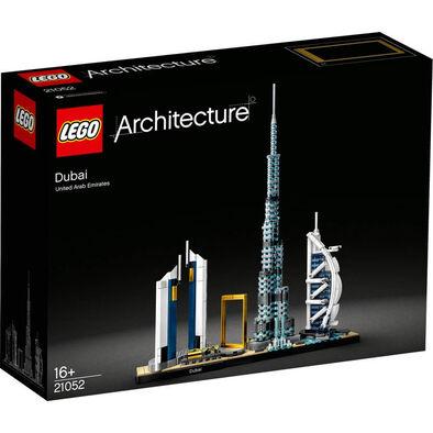 LEGO樂高建築系列 杜拜 21052