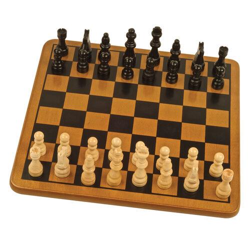 木製國際象棋