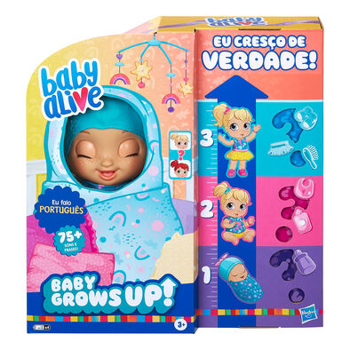 Baby Alive Baby Grows Up Happy