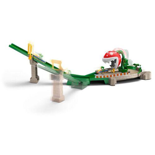 Hot Wheels風火輪mario Kart系列逃走軌道組 - 隨機發貨