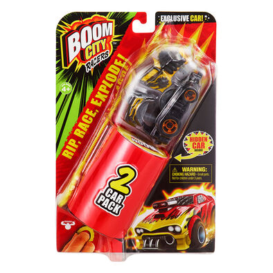 Boom City Racers 城市爆碰車-雙車裝系列三