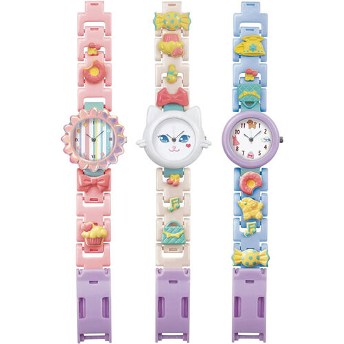 Mix Watch手錶粉彩派對版