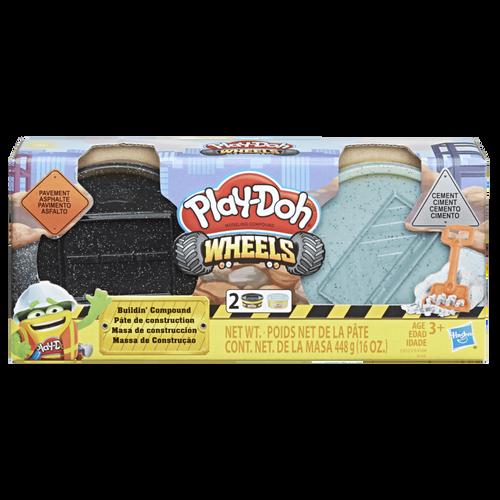 Play-Doh培樂多泥膠-建築材料 - 隨機發貨