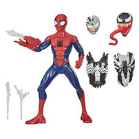 "Spider-Man蜘蛛俠 - 12"" 電子人偶連毒魔化配件"
