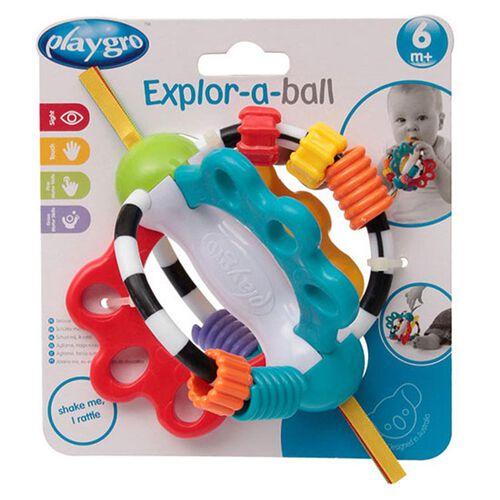 Playgro培高 益知探險球