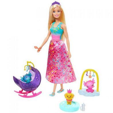 Barbie Dreamtopia Fantasy Storyset - Assorted