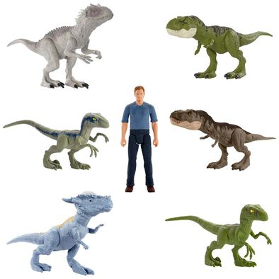 Jurassic World Basic - Assorted