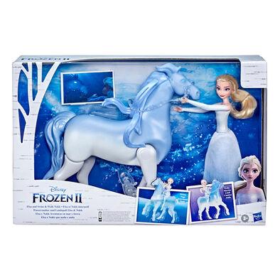 Disney Frozen迪士尼魔雪奇緣 2 愛莎與電子 Nokk
