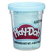 Play-Doh培樂多 4安士裝 五彩紙屑泥膠 - 隨機發貨