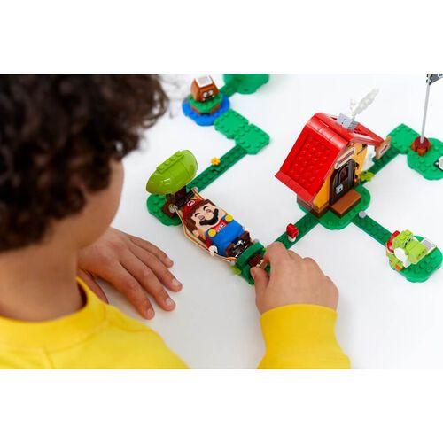 LEGO Super Mario Mario'S House & Yoshi 擴充版圖 71367
