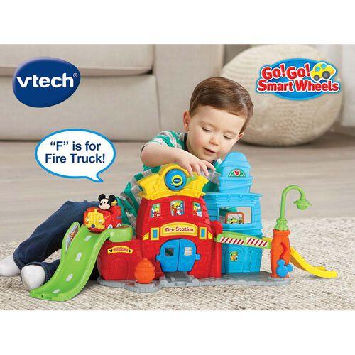 Vtech偉易達 米奇系列消防局