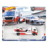 Hot Wheels風火輪 Team 1:64 模型車單件裝 - 隨機發貨