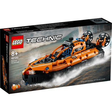 LEGO樂高機械組系列救援氣墊船 - 42120
