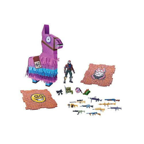 Fortnite要塞英雄llama 大集結戰鬥套裝