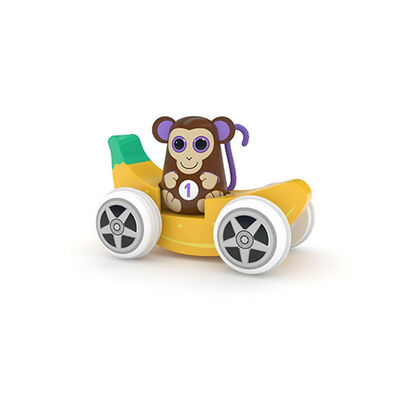 J'Adore 猴子香蕉小車