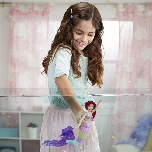 Disney Princess迪士尼公主 彩虹小魚仙