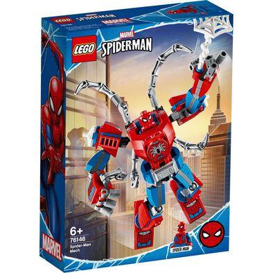 LEGO樂高漫威超級英雄系列 LEGO Marvel Spider-Man Mech 76146