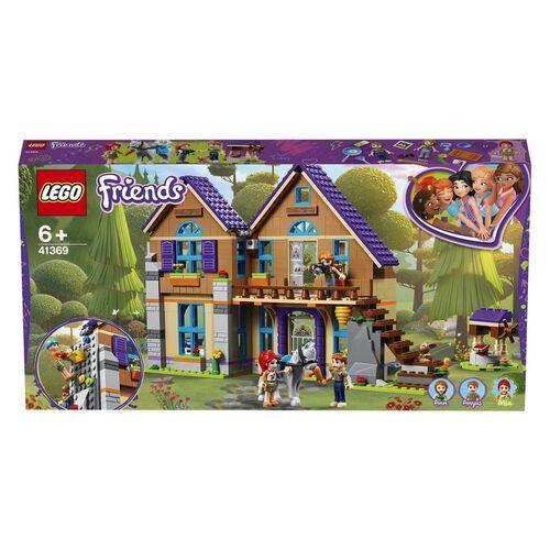 LEGO樂高好朋友系列 Mia的家 41369