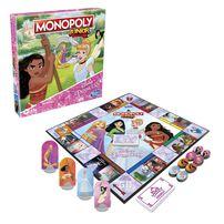 Monopoly大富翁 小小大富翁 迪士尼公主版