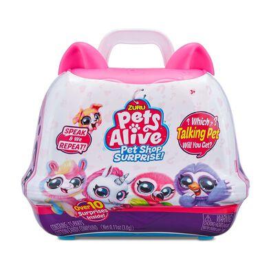 Zuru Pets Alive系列 驚奇寵物箱 - 隨機發貨
