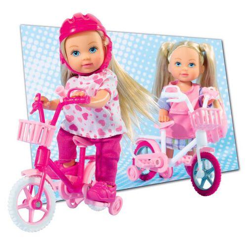 Steffi Love & Evi Love  單車遊系列 - 隨機發貨