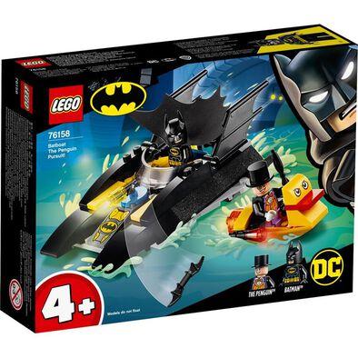 LEGO Batboat Penguin Pursuit! 76158