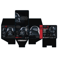Star Wars星球大戰 Black Series 黑武士頭盔