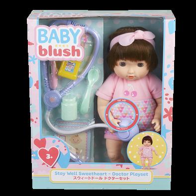 Baby Blush 親親寶貝 健康甜心醫護套裝