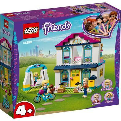 LEGO Friends Stephanie的小屋 41398