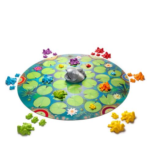Smart Games齊齊青蛙跳
