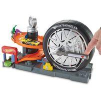 Hot Wheels風火輪城市主題套裝 - 隨機發貨