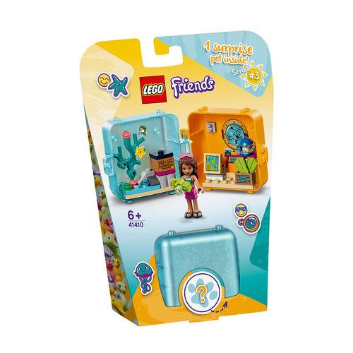 LEGO 樂高好朋友系列 Andrea 渡假遊戲寶盒 41410