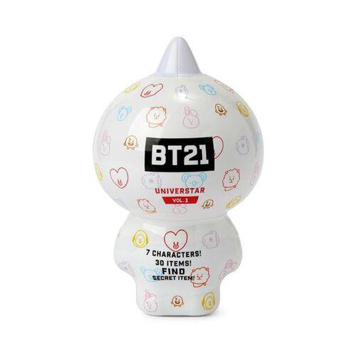 Bt21 宇宙明星日常生活主題神秘包 - 隨機發貨