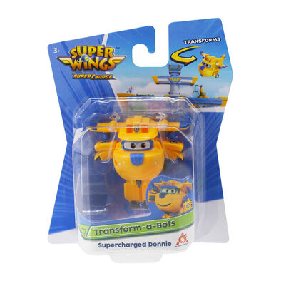 Super Wings超級飛俠 迷你變形超級飛俠 Donnie