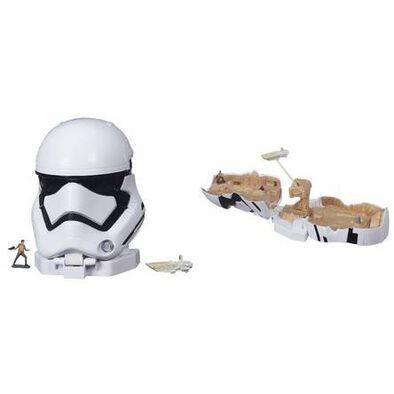 Star Wars星球大戰vii 迷你先鋒戰爭情景系列
