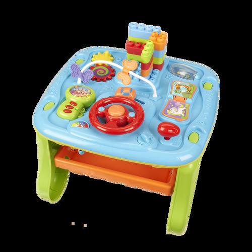 Top Tots智叻寶貝 二合一玩具桌