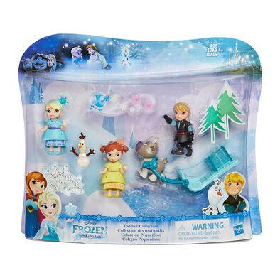 Disney Frozen迪士尼魔雪奇緣 小王國系列