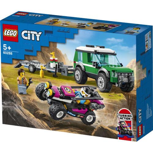 LEGO樂高城市系列 越野運輸車 - 60288