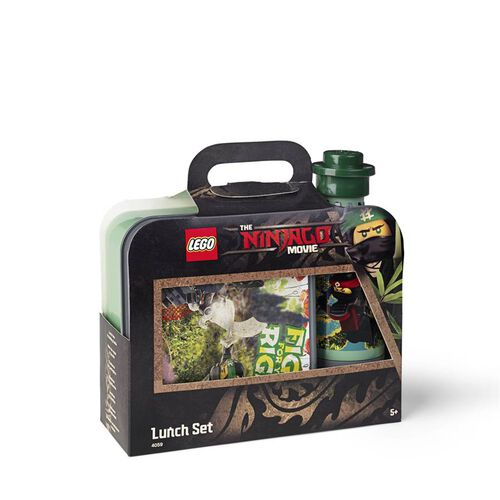 LEGO樂高幻影忍者系列 Movie Lunch Set 4059