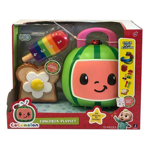 Cocomelon 午餐盒套裝