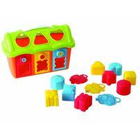 Bru Infant & Preschool 形狀與鎖匙盒