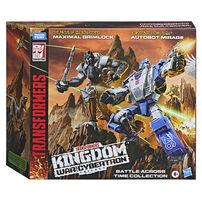 Transformers變形金剛Generations 系列 世代斯比頓之戰:王國超時空之戰系列豪華級別 WFC-K40 博派幻影和麥斯武人鋼鎖
