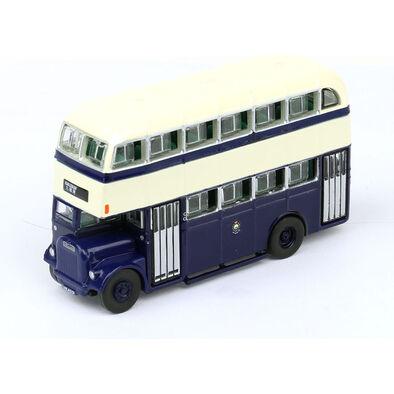 Tiny微影城市 73 合金車仔-丹拿A型皇家警察訓練巴士