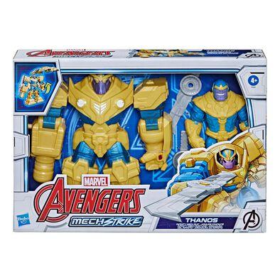 "Marvel Avengers漫威復仇者聯盟 機甲突擊系列 7"" Thanos 人偶"