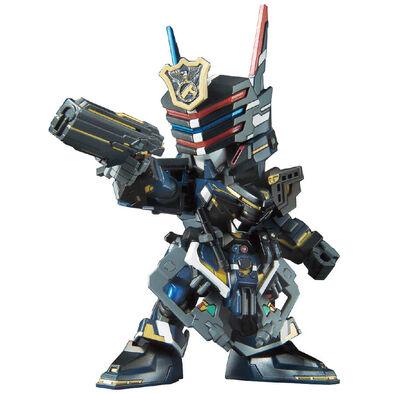 Bandai萬代 塑膠模型 SD高達世界 群英集 警長翠綠暴風高達