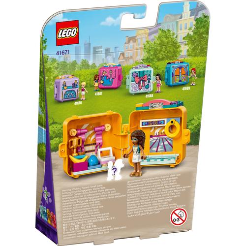 LEGO樂高好朋友系列 Andrea 的游泳奇趣方 41671