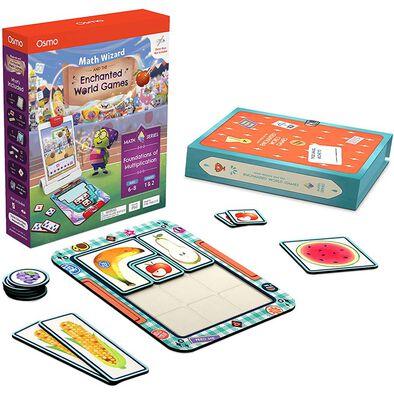 Osmo Math Wizard & Enchanted World Games