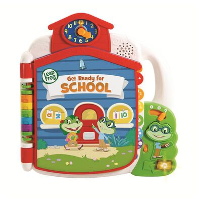 Vtech Tad's Get Ready For Preschool Book