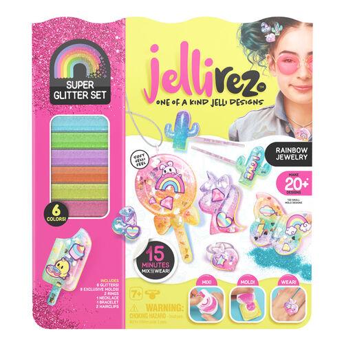 Jellirez 豪華閃粉套裝